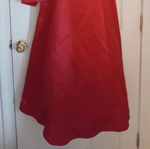 Jump Apparel Dresses - Juniors Red gown